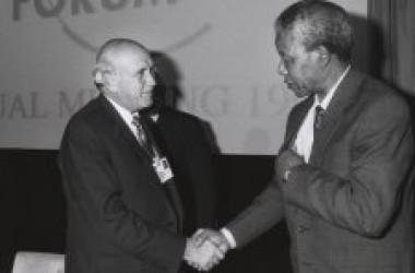 Llums i ombres de la transició sud-africana