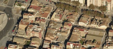 El barri del Cabanyal està afectat per la prolongació de Blasco Ibáñez