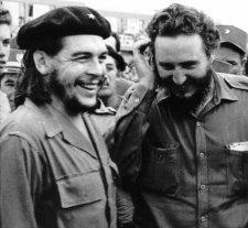 El Che i Fidel
