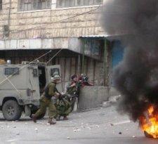 Manifestació a Hebron. Foto: ISM