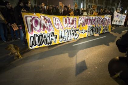 El fiscal demana cinc anys de presó a Núria Pórtulas, dos anys després de la seva detenció