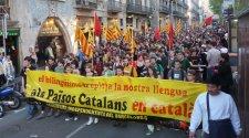 L'independentista va ser retingut després de la manifestació de Sant Jordi