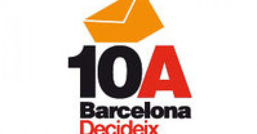 257.645 persones voten a Barcelona en la consulta del 10 d'abril