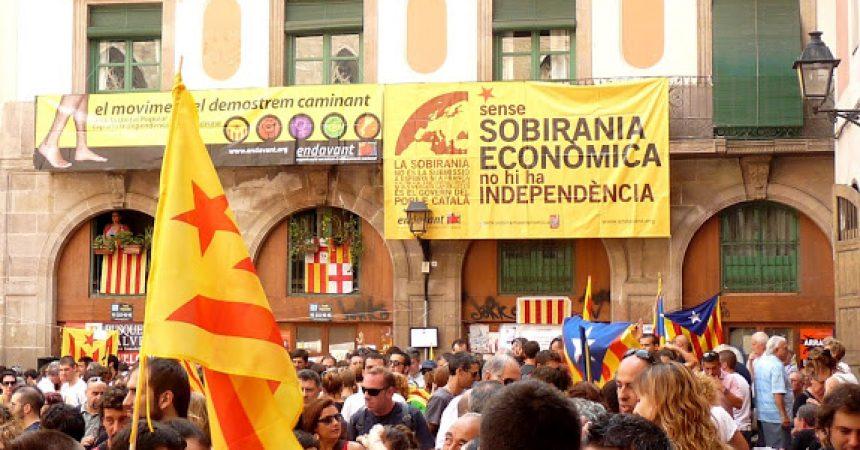 L'esquerra independentista reivindica la sobirania econòmica
