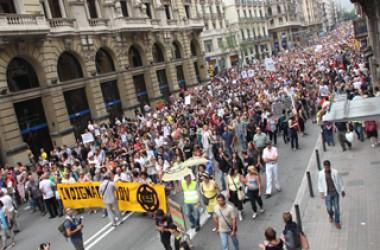 #19J Barcelona: La resposta popular desmunta l'ofensiva criminalitzadora