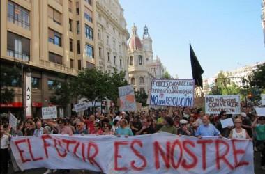 """#19j València: """"El president a Picassent"""""""