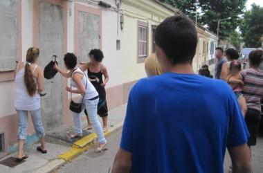 L'ocupació de més de 20 cases al Bon Pastor acaba amb desallotjaments i enderrocs
