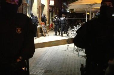 """""""Diverses companyes van ser atropellades per un furgó policial"""""""