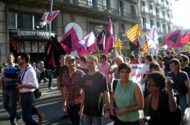 Dia de l'alliberament gai contra la mercantilització de les sexualitats