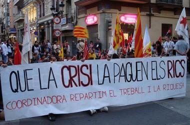 Les convocatòries del Primer de Maig als Països Catalans