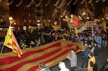 L'Esquerra Independentista centra la Diada de Mallorca en els drets socials i nacionals