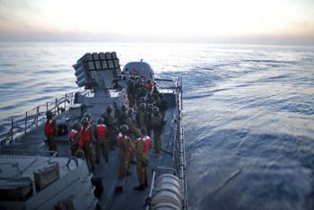 vaixell pirata segrestador assassí israelià