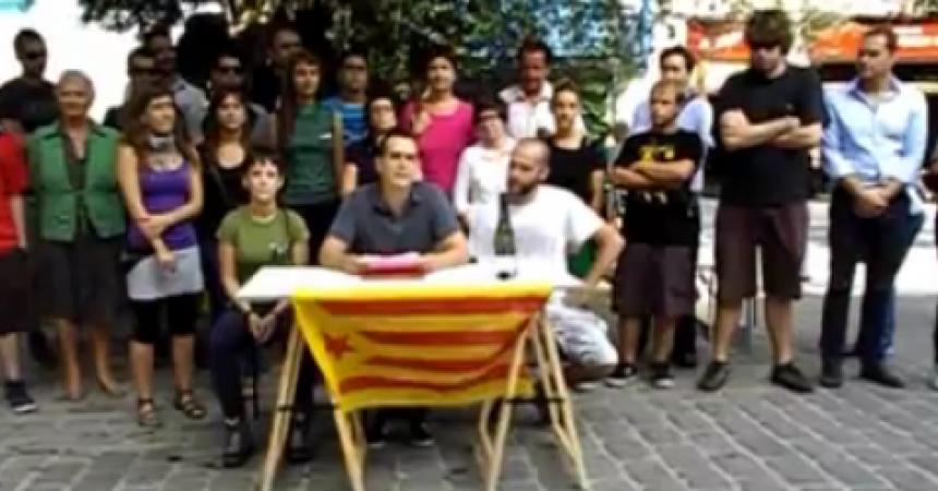 Absolts els 4 independentistes de Mallorca per manca de proves i contradiccions policials