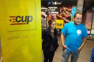 Isabel Vallet, nova diputada de la CUP-AE