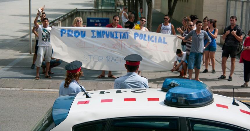 Redades racistes al barri del Palau de Mataró provoquen quatre dies consecutius de mobilitzacions antirrepressives