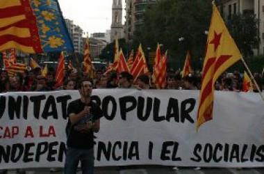 El 9 d'Octubre reprèn les mobilitzacions contra les retallades socials i nacionals