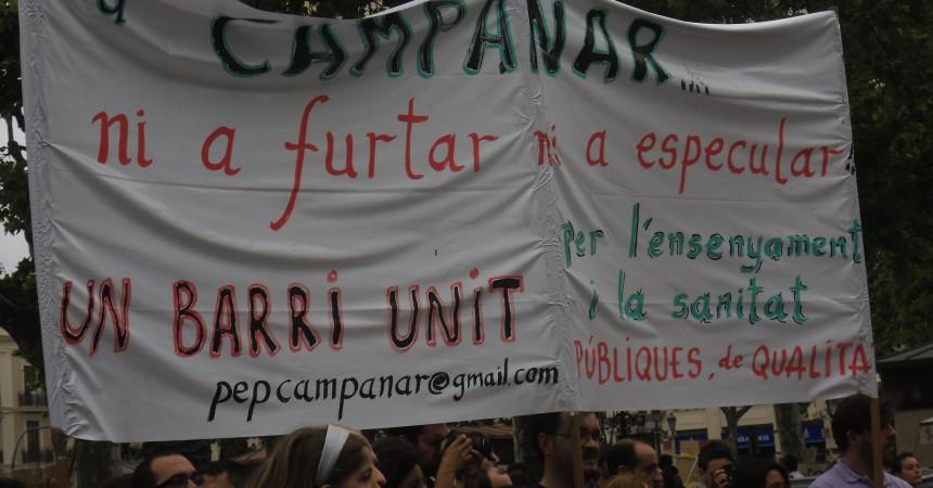 Jornada de mobilitzacions en defensa de l'ensenyament públic a València i Torrent