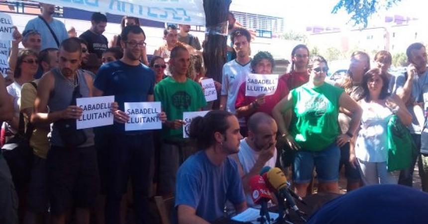 Sis noves detencions a Sabadell per la vaga del 29M