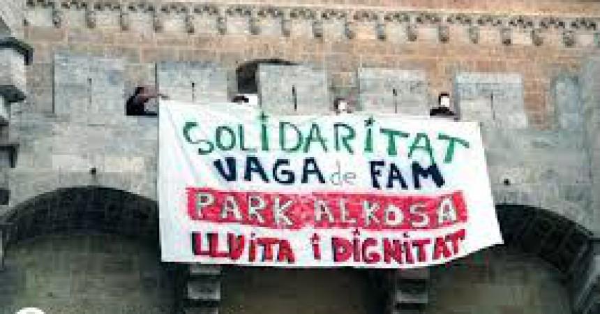El Park Alkosa aconsegueix una rectificació de l'Ajuntament després de setmanes de lluita.