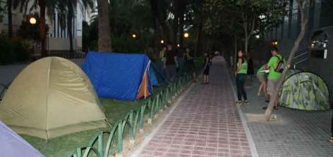 acampada interins Direcc Territorial Educacio PROP 472 223