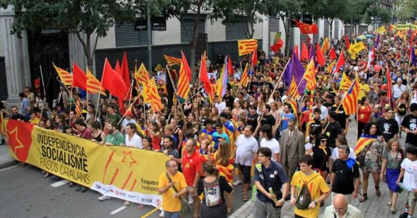 L'atac a la llengua propicia una Diada multitudinària
