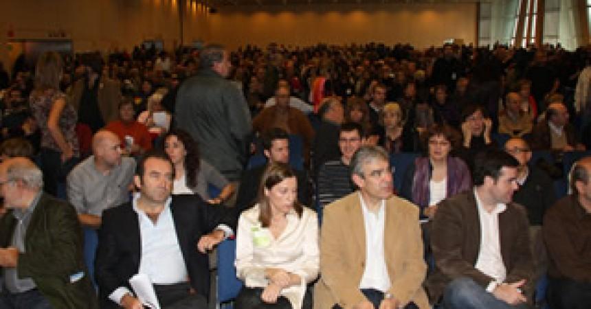La Coordinadora per la Consulta sobre la Independència enfila l'agulla amb un acte a Barcelona