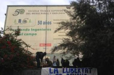 La vaga general pren força a València: s'okupa Ca la Vaga