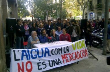 Àigues tèrboles: la privatització dels serveis d'aigües als Països Catalans