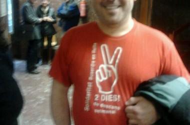 Andreu de Cabo readmès. Nova victòria dels treballadors de TMB