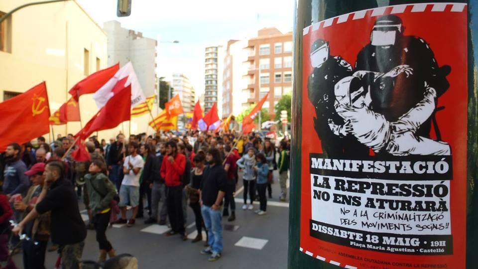 Assemblea Ciutadana Contra la Repressio - Castello de la Plana 3