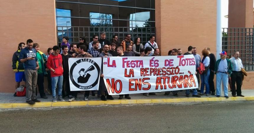 Tres joves a judici per incidents durant les festes patronals de Montcada
