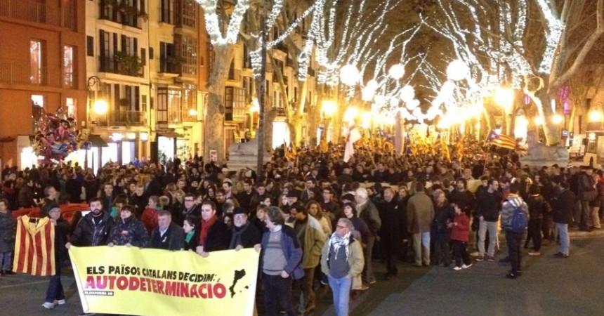 Les quatre claus de la Diada de Mallorca 2013
