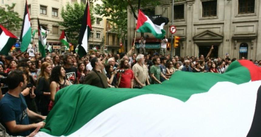 Les mobilitzacions contra la matança israeliana es multipliquen als Països Catalans