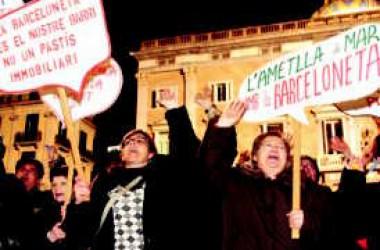 Jornades sobre el dret a la ciutat organitzades per la CUP de Barcelona