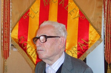 Es mor l'històric valencianista Josep Lluís Bausset
