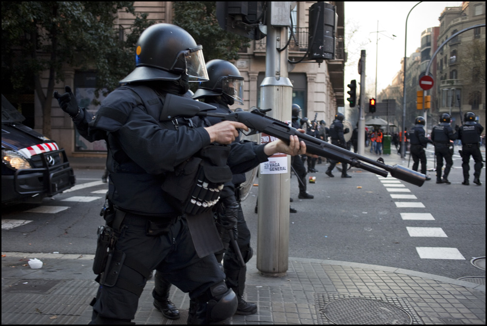mossos terroristes