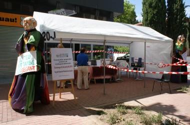 31,78% de participació a la consulta de Bellaterra
