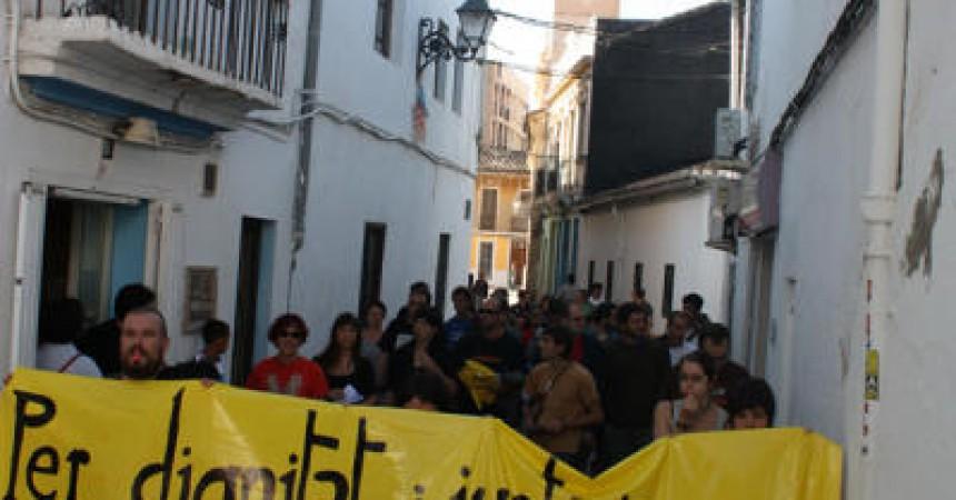 Èxit de les mobilitzacions per la vaga general