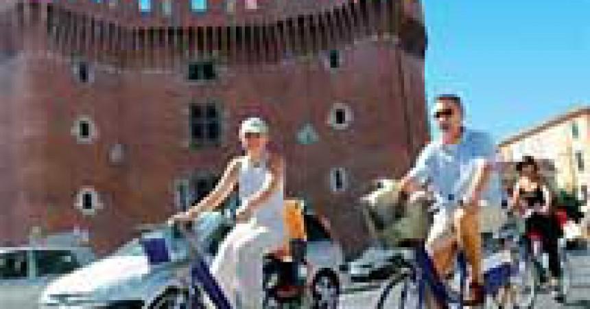 L'ús de la bicicleta creix en el marc d'unes ciutats motoritzades
