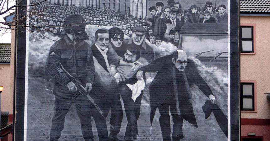 Despolitització del Bloody Sunday en el seu quarantè aniversari?
