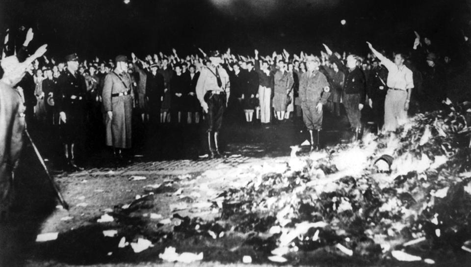 buecherverbrennung-nazisdemerda