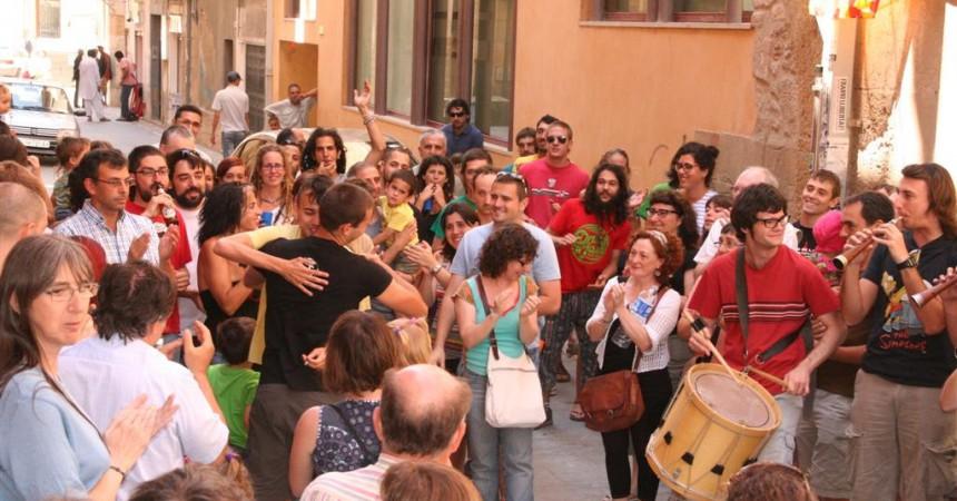 Entrevista a Andreu Curto: 'La solidaritat et fa sentir que tot el treball fet en els últims anys no ha estat en va, que a tu et poden tancar però que la lluita no la podran parar'