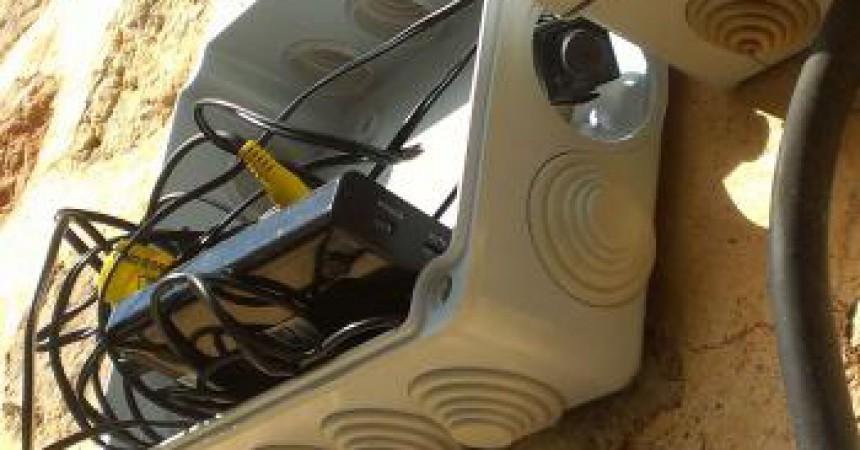 Albaïna destapa una xarxa de càmeres il·legals a Sóller després de la crema del cotxe del batle