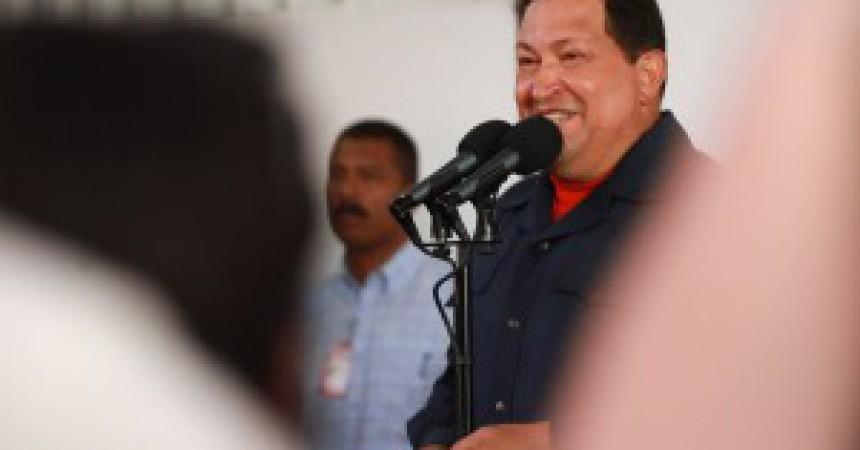 """""""La Presidencia es Nuestra…y se queda. Carajo!"""""""
