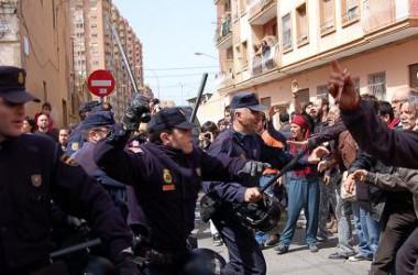 Tensió, destrucció i oportunisme al Cabanyal