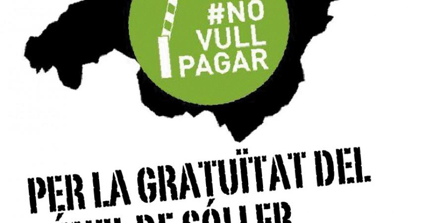 El #novullpagar arriba amb força a Mallorca