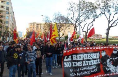 Castelló de la Plana s'organitza contra la repressió