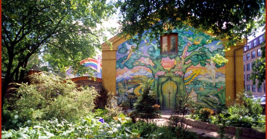 Christiania, la ciutat lliure, en perill d'extinció