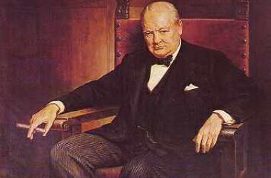 Winston Churchill: la vergonya als carrers de Barcelona