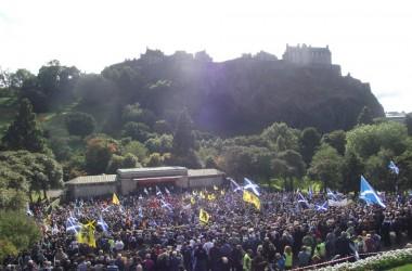 L'avanç d'Escòcia cap al referèndum del 2014
